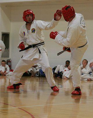 Black belt sparring2